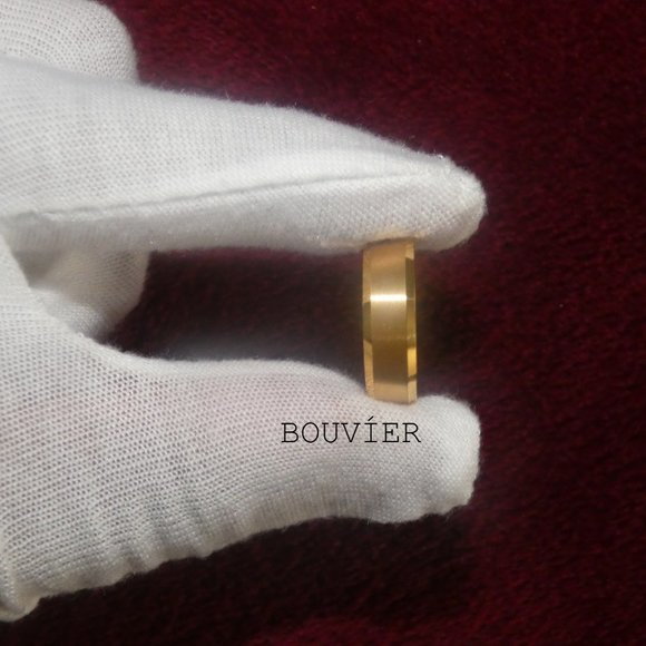 Bouvier Jewelry Other - Solid Gold Presidential Ring